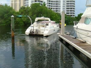 Dock 33 taken by seller